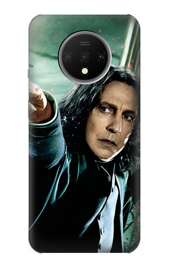 Printed Harry Potter Snape OnePlus 7T Case