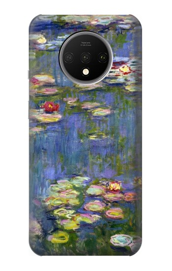 Printed Claude Monet Water Lilies OnePlus 7T Case