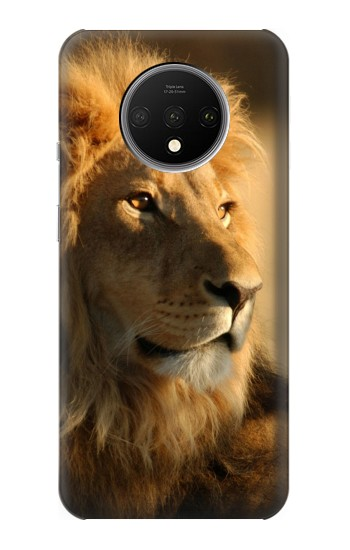 Printed Lion King of Forest OnePlus 7T Case