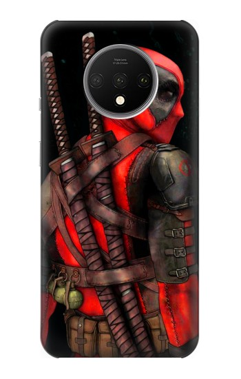Printed Deadpool 2 OnePlus 7T Case