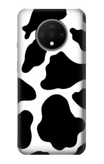 Printed Seamless Cow Pattern OnePlus 7T Case
