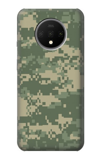 Printed Digital Camo Camouflage Graphic Printed OnePlus 7T Case