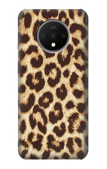 Printed Leopard Pattern Graphic Printed OnePlus 7T Case