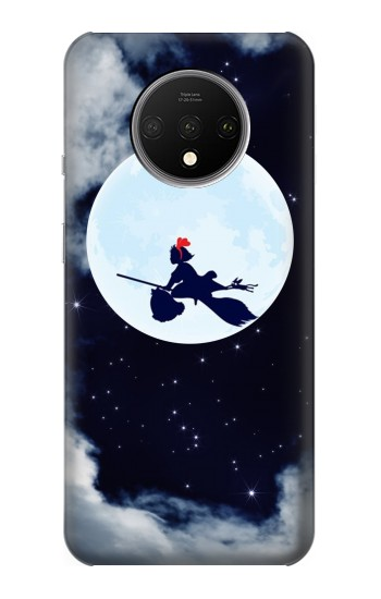 Printed Kiki Delivery Service Little Witch Kiki Moon OnePlus 7T Case