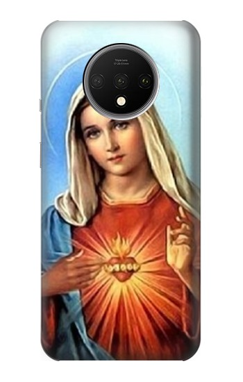 Printed The Virgin Mary Santa Maria OnePlus 7T Case