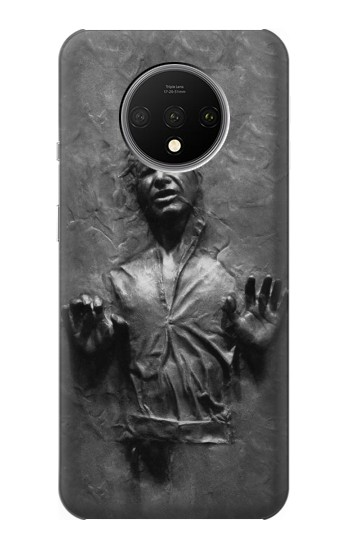 Printed Han Solo Frozen in Carbonite OnePlus 7T Case