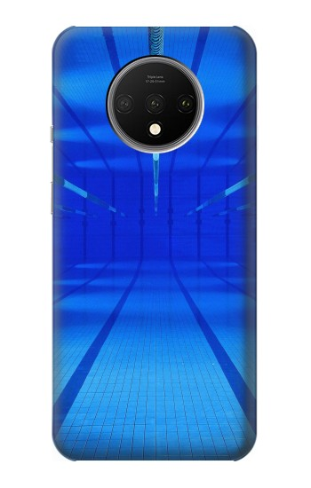 Printed Swimming Pool Under Water OnePlus 7T Case