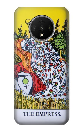 Printed Tarot Card The Empress OnePlus 7T Case