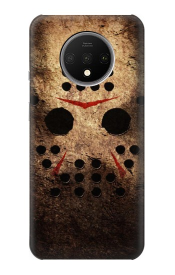 Printed Jason Hockey Mask OnePlus 7T Case