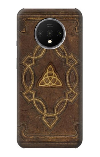 Printed Spell Book Cover OnePlus 7T Case