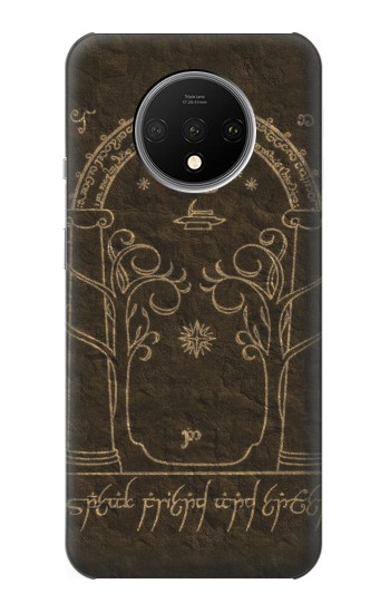Printed Durin Door The Lord of The Rings OnePlus 7T Case