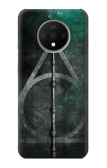 Printed Harry Potter Magic Wand OnePlus 7T Case