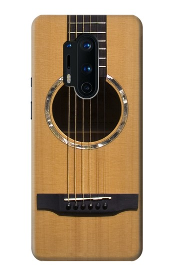 Printed Acoustic Guitar OnePlus 8 Pro Case