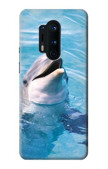 Printed Dolphin OnePlus 8 Pro Case