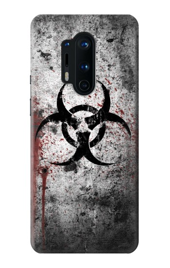 Printed Biohazards Biological Hazard OnePlus 8 Pro Case