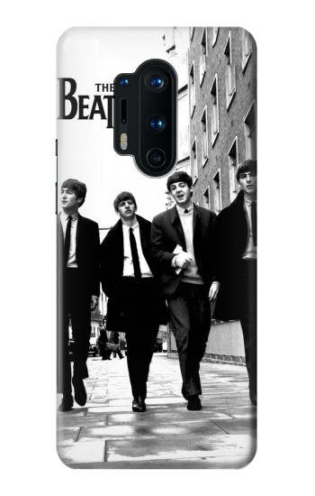 Printed The Beatles in London OnePlus 8 Pro Case