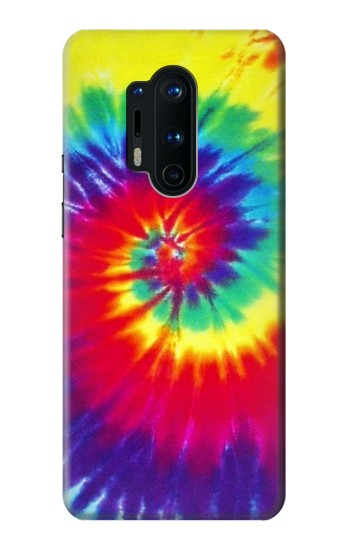 Printed Tie Dye Fabric Color OnePlus 8 Pro Case