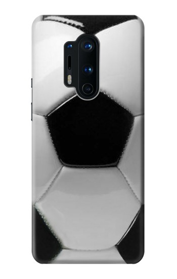 Printed Soccer Football Ball OnePlus 8 Pro Case