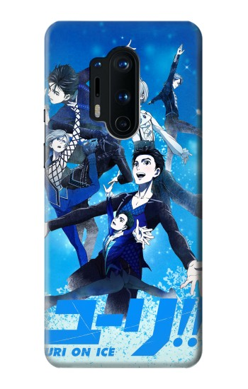 Printed Yuri On Ice OnePlus 8 Pro Case
