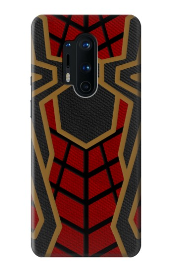 Printed Spiderman Inspired Costume OnePlus 8 Pro Case