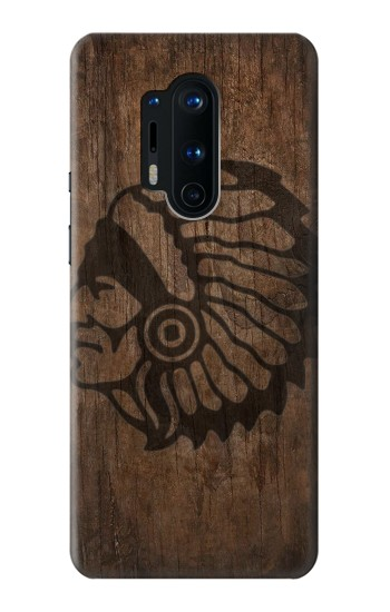 Printed Indian Head OnePlus 8 Pro Case