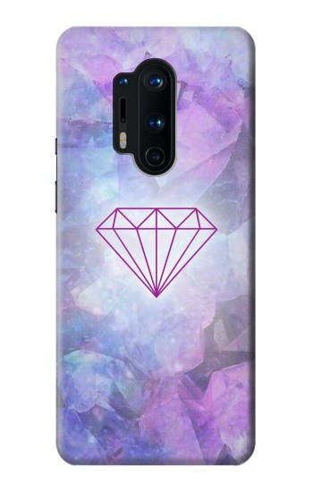 Printed Diamond OnePlus 8 Pro Case