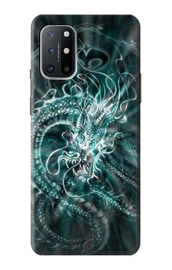 Printed Digital Chinese Dragon OnePlus 8T Case