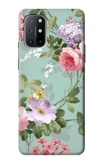 Printed Flower Floral Art Painting OnePlus 8T Case