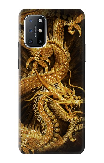 Printed Chinese Gold Dragon Printed OnePlus 8T Case