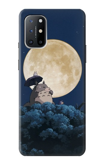 Printed Totoro Ocarina Moon Night OnePlus 8T Case