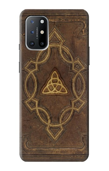 Printed Spell Book Cover OnePlus 8T Case