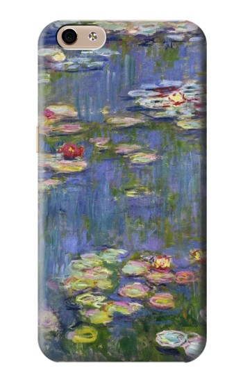 Printed Claude Monet Water Lilies alcatel Idol 3 (5.5) Case