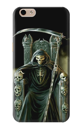 Printed Grim Reaper Skeleton King alcatel Idol 3 (5.5) Case