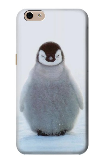 Printed Penguin Ice alcatel Idol 3 (5.5) Case
