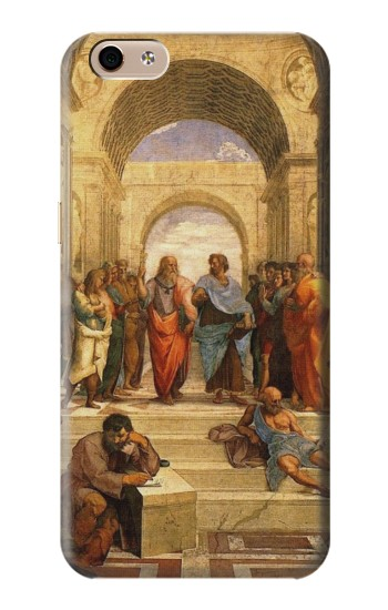 Printed Raphael\'s School of Athens alcatel Idol 3 (5.5) Case