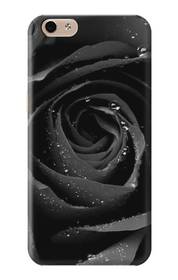 Printed Black Rose alcatel Idol 3 (5.5) Case