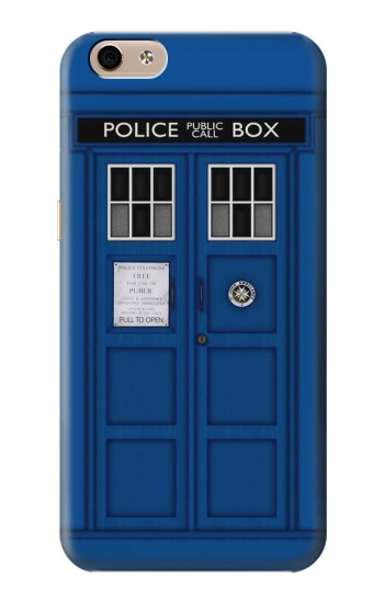 Printed Doctor Who Tardis alcatel Idol 3 (5.5) Case