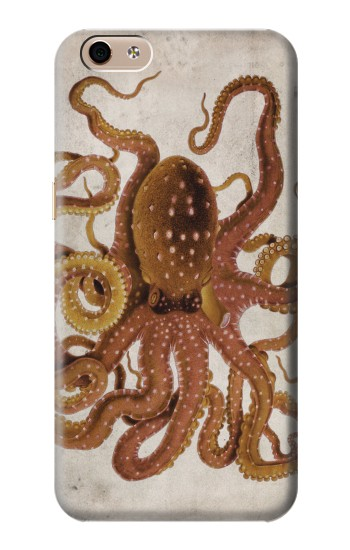 Printed Vintage Octopus alcatel Idol 3 (5.5) Case