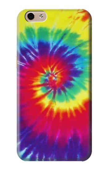 Printed Tie Dye Fabric Color alcatel Idol 3 (5.5) Case