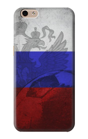Printed Russia Football Flag alcatel Idol 3 (5.5) Case