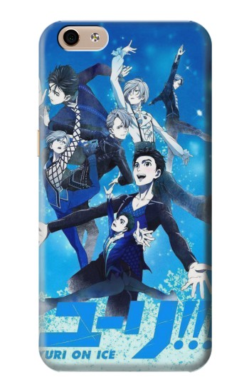Printed Yuri On Ice alcatel Idol 3 (5.5) Case