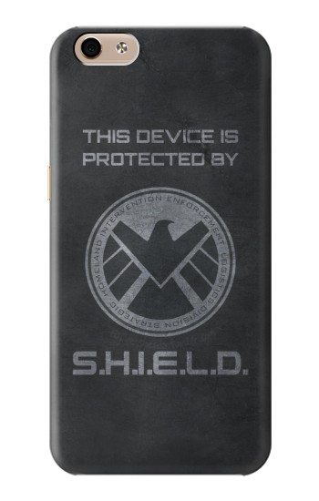 Printed This Device is Protected by Shield alcatel Idol 3 (5.5) Case