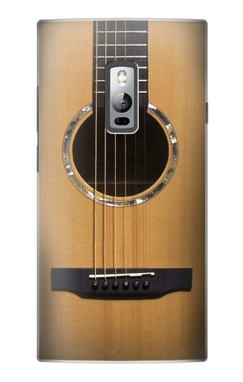 Printed Acoustic Guitar OnePlus 2 Case