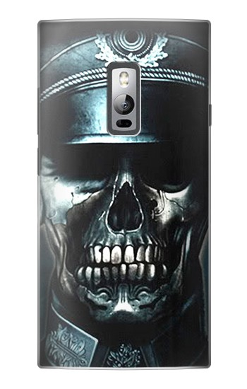 Printed Skull Soldier Zombie OnePlus 2 Case
