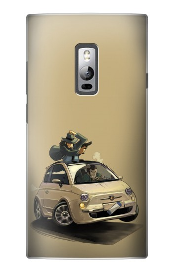 Printed Lupin The Third OnePlus 2 Case
