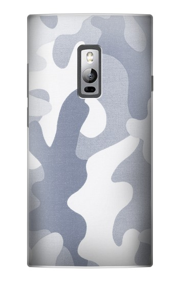 Printed Blue Camo Camouflage Graphic Printed OnePlus 2 Case