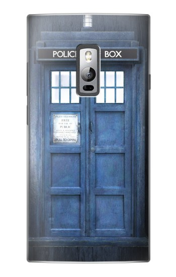 Printed Doctor Who Tardis OnePlus 2 Case