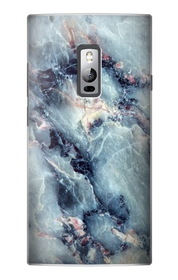 Printed Blue Marble Texture OnePlus 2 Case