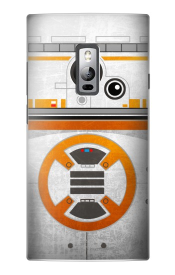 Printed BB-8 Rolling Droid Minimalist OnePlus 2 Case