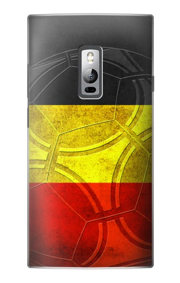 Printed Belgium Football Flag OnePlus 2 Case